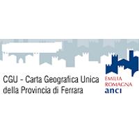 Cgu - Carta Geografica Unica Della Provincia di Ferrara